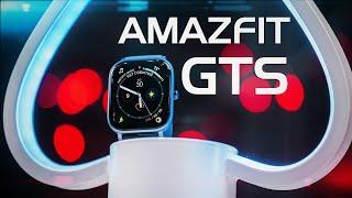 Xiaomi Amazfit GTS Обзор - официальная копия Apple Watch