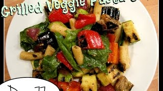 Trying Laura's Grilled Veggie Pasta Salad [day 77]