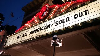 On the red carpet: My All American [Nov. 11, 2015]