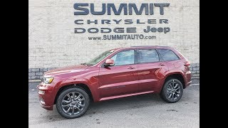 SOLD! 9J131 BRAND NEW 2019 JEEP GRAND CHEROKEE HIGH ALTITUDE II FOND DU LAC WALK AROUND REVIEW