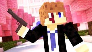 Minecraft Yandere High School - THE STRANGER! #13 | Minecraft School Roleplay