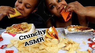 ASMR Taco Bell   Crunchy ASMR