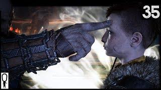 THE GRENDELS - God of War - Part 35 - Gameplay Let's Play Walkthrough 2018