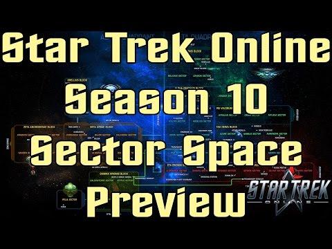 Star Trek Online - Season 10 Preview - Sector Space Revamp Preview