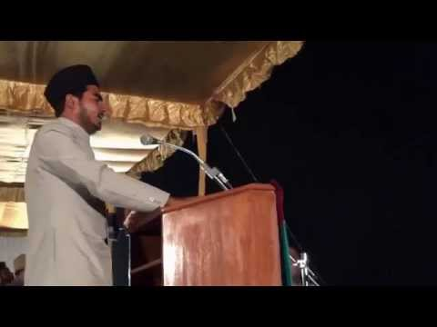 Abdullah Azzam's final speech at union hall Aligarh Muslim University Students' Union Elections-2014