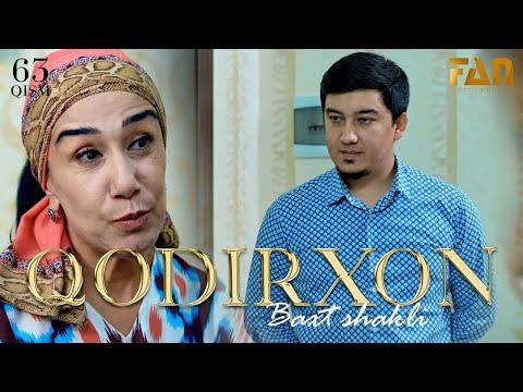 Qodirxon (baxt Shakli 63-qism 2-mavsum) | Кодирхон (бахт шакли 63-кисм 2-мавсум)