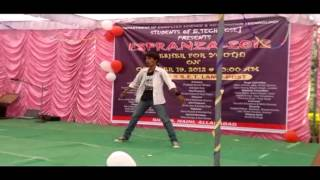 PRINCE SONI dance video/ SHIATS-deemed university, Allahabad