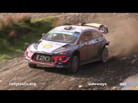 2018 WRC WALES
