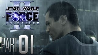 Star Wars: The Force Unleashed 2 HD Gameplay Walkthrough Part 1 - Let