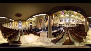 St. Louis Cathedral, New Orleans 360 Degree Video