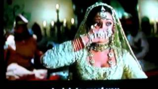 """Salaam"" W/Lyrics Beautiful Aishwarya Rai Umrao Jaan"