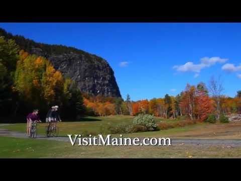 Maine - Office of Tourism - TV Commercial - TV Advert - TV Spot - The Travel Channel - USA - 2011