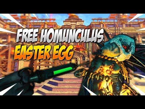 Free Leprechaun Humunculus Easter Egg Guide