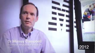 IBM Research scientist Dr. Murray Campbell on Deep Blue