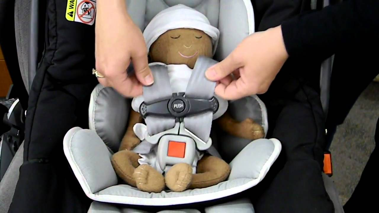 CarseatBlog Preemie Carseat Demonstration