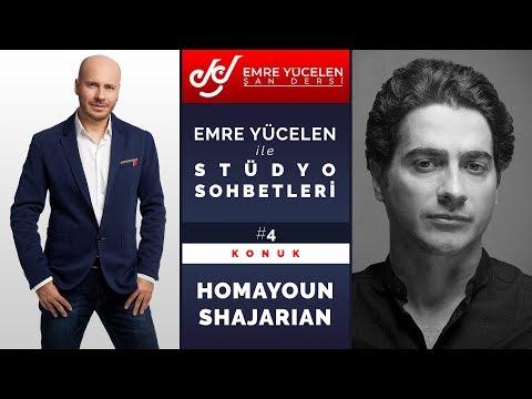 Homayoun Shajarian - Emre Yücelen ile Stüdyo Sohbetleri #4