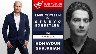 Homayoun Shajarian - Studio Talks with Emre Yücelen # 4