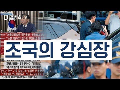 조국의 강심장 [공병호TV]