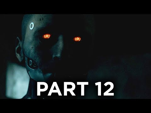 Detroit Become Human Gameplay Walkthrough Part 12  ZLATKO Full Game