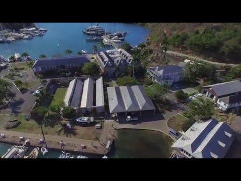 Nelson's Dockyard. SY SKYE
