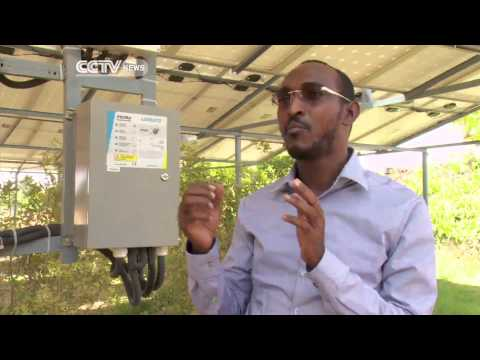 Farming In Somalia: Farmers Use Solar Energy to Irrigate Their Farms