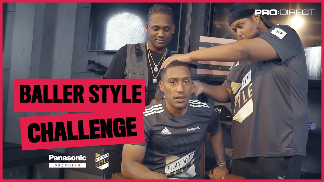 Chunkz & Yung Filly Baller Style Challenge ft HD Cutz Jay Hines