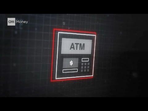 Watch a hacked ATM spew cash