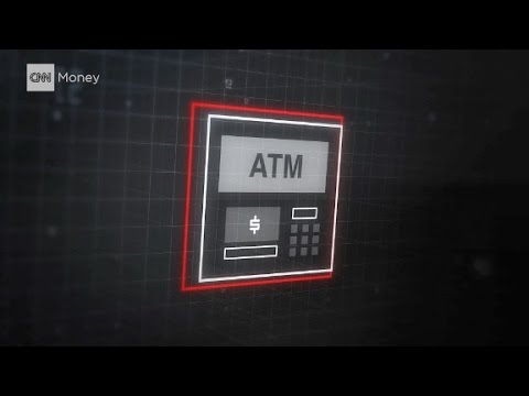 how to hack into an atm machine