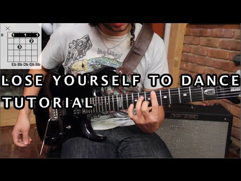 Daft Punk - Lose Yourself To Dance Chords - Chordify