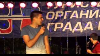 Aca Lukic - Idi (Fezam festival 2014)