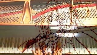 織田信奈の野望 The Ambition of Oda Nobuna OP「Link」ピアノで弾いてみた piano cover