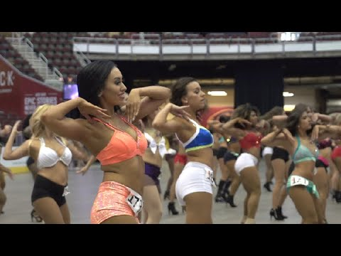 Cavalier Girls hold auditions for upcoming season