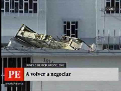 América Noticias: Primera Edición - 03.10.16