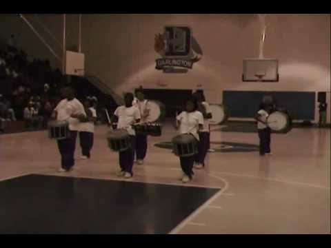 Wilson High School drumline