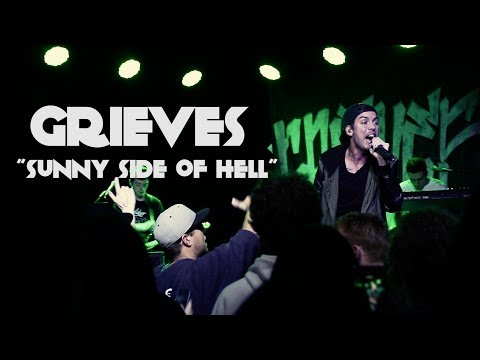 """Grieves - """"Sunny Side Of Hell"""" (Live @ The Intersection)"""
