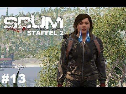 SCUM - Ich wurde beklaut #13 Staffel 2 Gameplay Deutsch