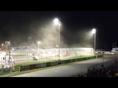 Night 2 at Attica raceway park