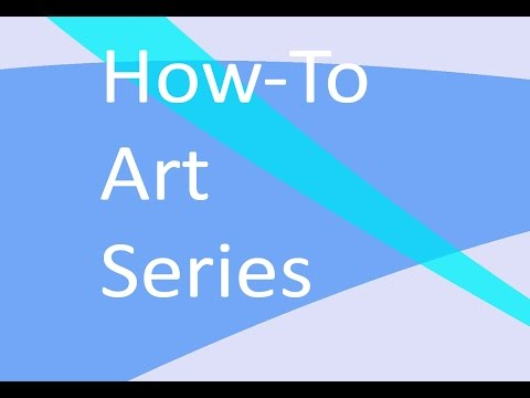 How To   Acrylic Painting Tutorial © 2015 Don McCauley