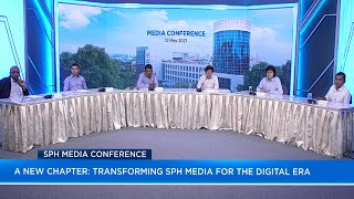 [FULL] SPH media conference by Khaw Boon Wan