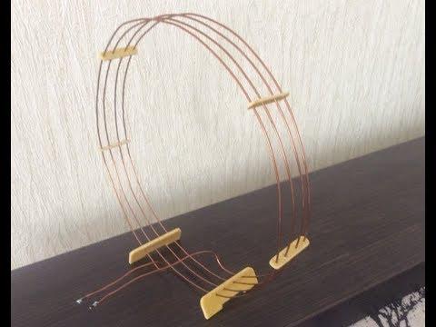 Кв магнитная антенна своими руками