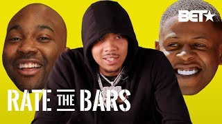 "G Herbo Goes To ""Flight School"" w/ GLC + Blac Youngsta, Shawnna & Twista 