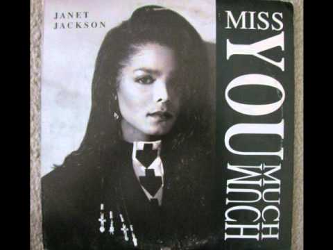 Janet Jackson - Miss You Much (Mama Mix) (1989) (Audio)