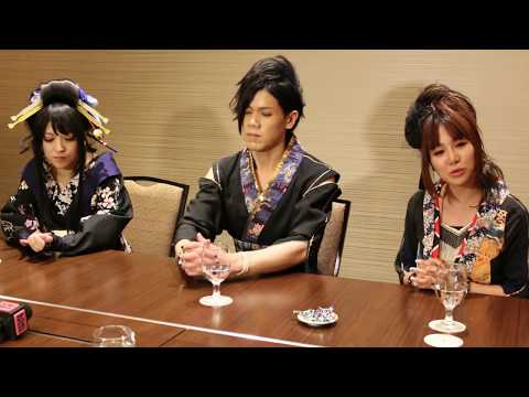 "WagakkiBand ENG SUB 和楽器バンド In-depth Interview ""DEEP IMPACT"" 1st U.S. Tour"