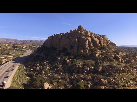 Stony Point in Chatsworth California, What a shot