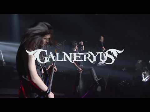 GALNERYUS「Blu-ray/DVD「JUST PLAY TO THE SKY ~WHAT COULD WE DO FOR YOU...?~」トレーラー」
