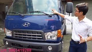 2018 Nhà máy Hyundai chuyển sang Việt Nam - Xe tải 8T hyundai 8 tấn new mighty 2017