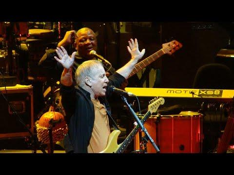 Paul Simon Live 2014 =] Kodachrome - Gone at Last...