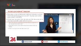 Ý kiến chuyên gia giáo dục về clip giáo viên tiếng Anh mắng học sinh | VTV24