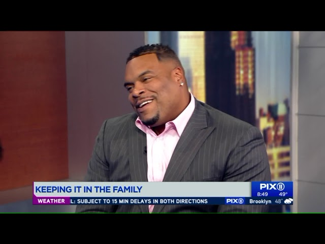Actor Sean Ringgold gives a sneak peak of `The Family Business