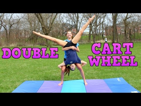 How to do a Double Cartwheel